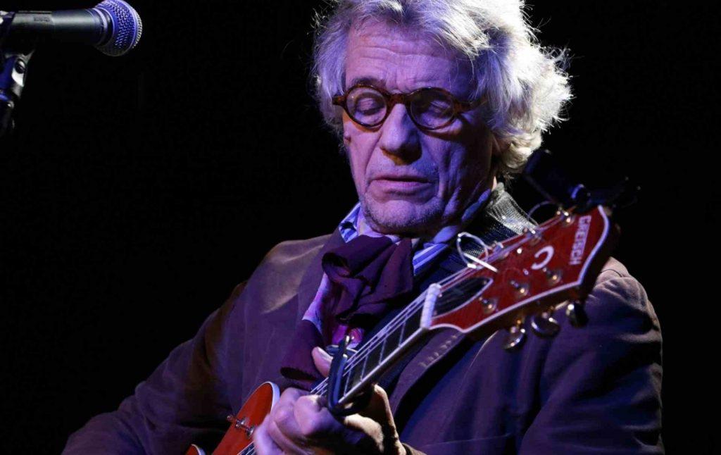 Pietro Brega e la sua chitarra