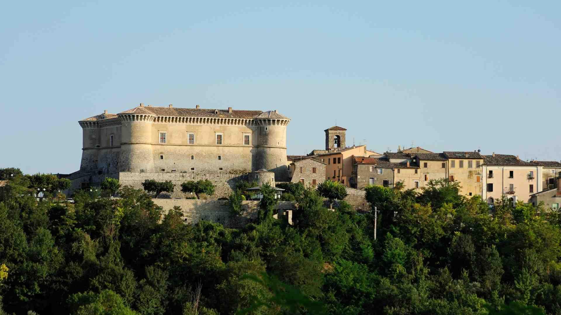 9-10 ottobre 2021: Una Giornata Fantastica, al Castello di Alviano